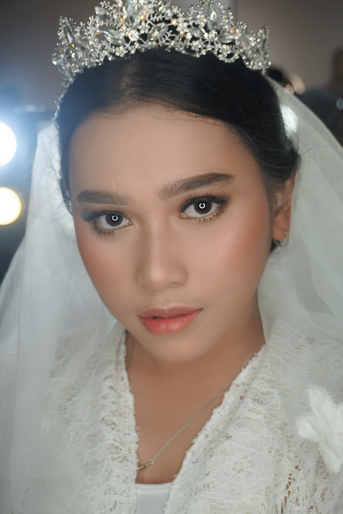 Ms. Thalia  by MRS Makeup & Bridal - 002