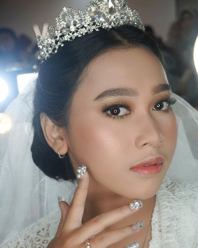 Ms. Thalia  by MRS Makeup & Bridal - 006