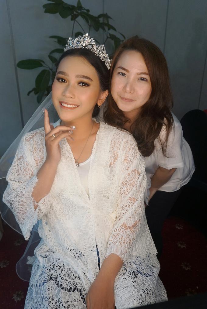 Ms. Thalia  by MRS Makeup & Bridal - 007