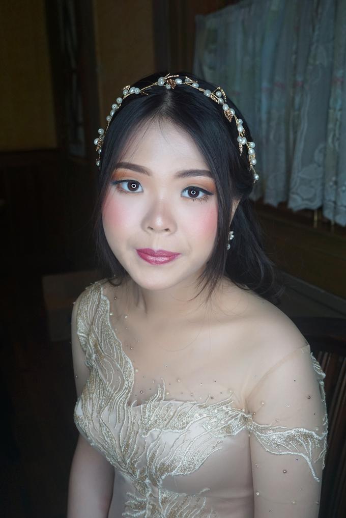 Mario & Bylian Wedding by MRS Makeup & Bridal - 001