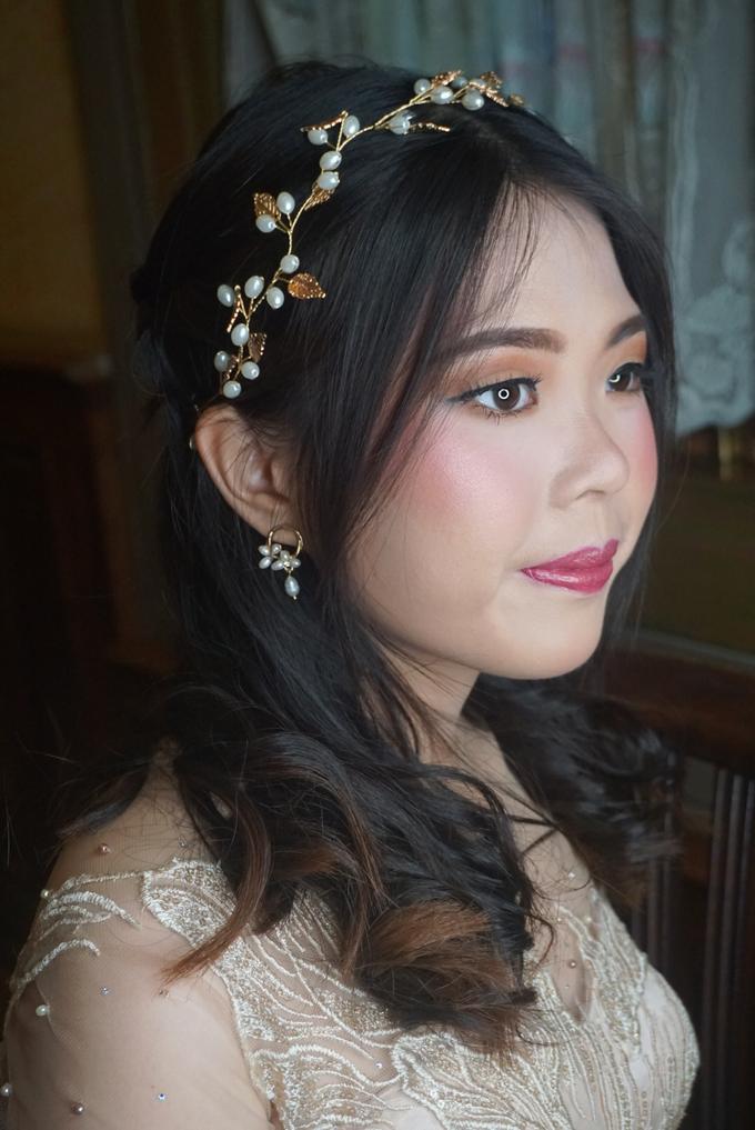 Mario & Bylian Wedding by MRS Makeup & Bridal - 002