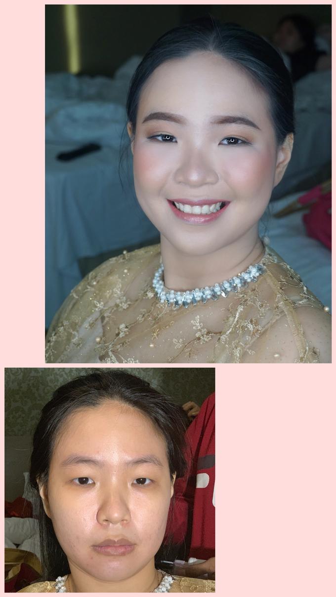 Mario & Bylian Wedding by MRS Makeup & Bridal - 009