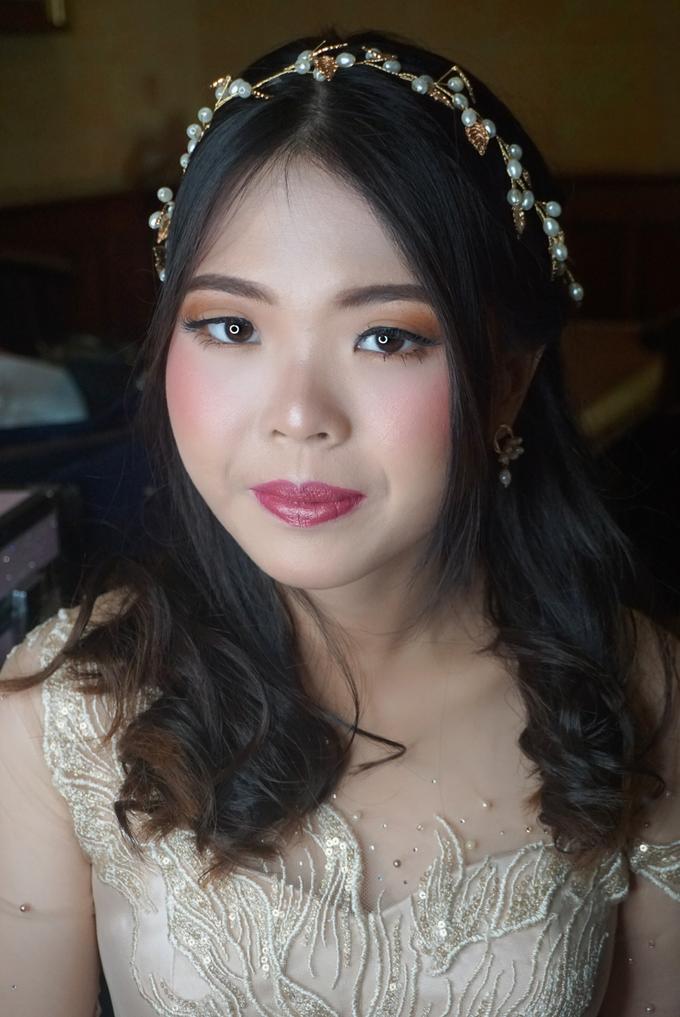 Mario & Bylian Wedding by MRS Makeup & Bridal - 007