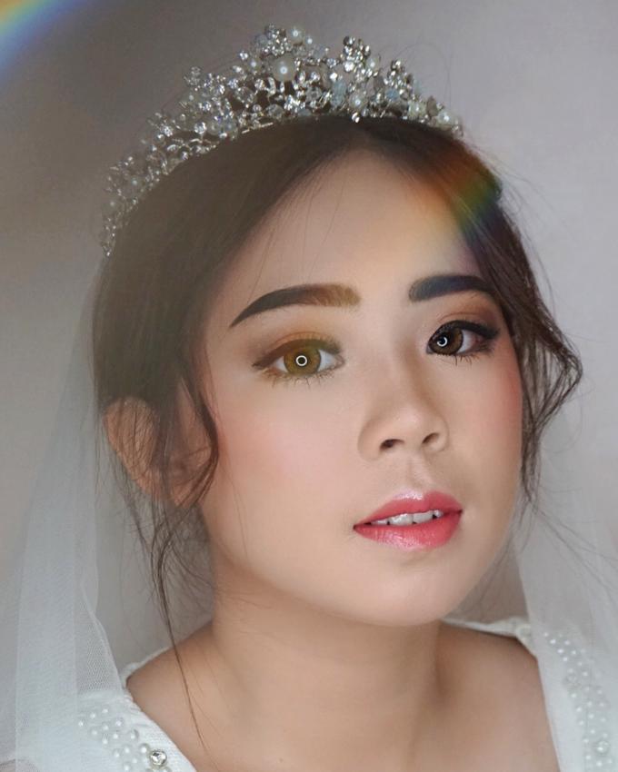 Holy Matrimony Ms. Bella by MRS Makeup & Bridal - 001
