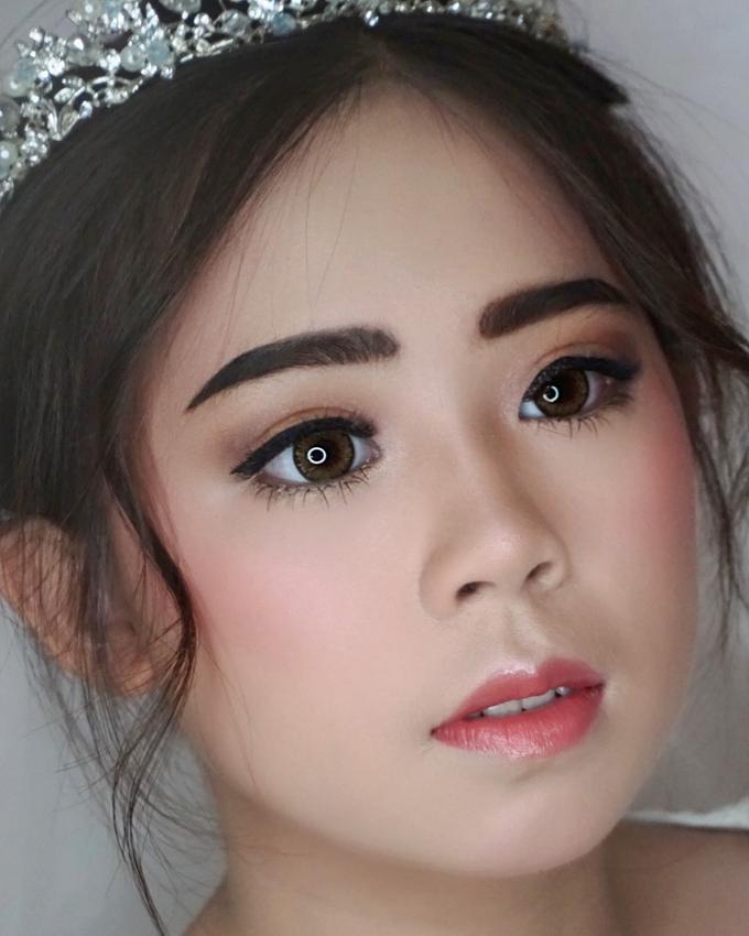 Holy Matrimony Ms. Bella by MRS Makeup & Bridal - 005