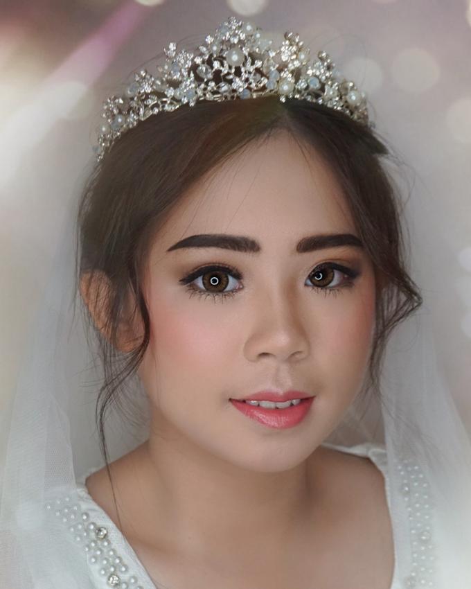 Holy Matrimony Ms. Bella by MRS Makeup & Bridal - 003