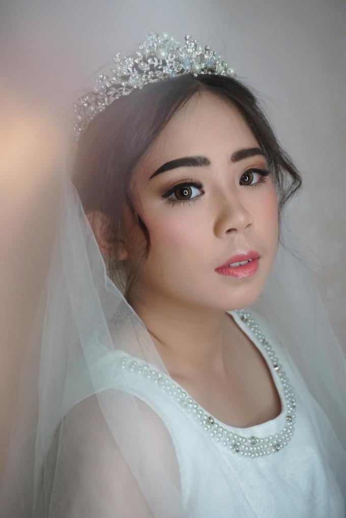 Holy Matrimony Ms. Bella by MRS Makeup & Bridal - 004