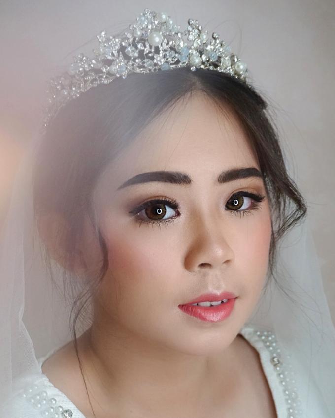 Holy Matrimony Ms. Bella by MRS Makeup & Bridal - 002