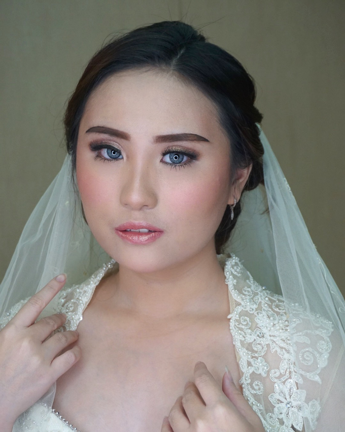 Ms. Eileen (Holy Matrimony) by MRS Makeup & Bridal - 004