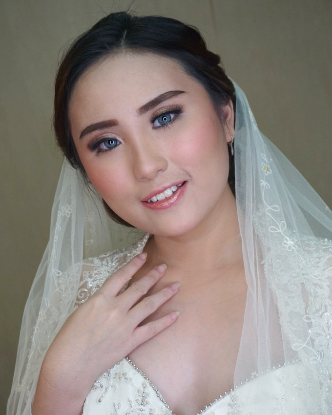 Ms. Eileen (Holy Matrimony) by MRS Makeup & Bridal - 001