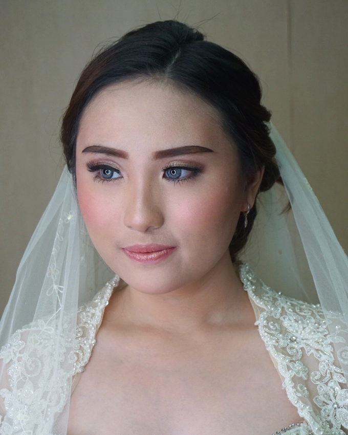 Ms. Eileen (Holy Matrimony) by MRS Makeup & Bridal - 005