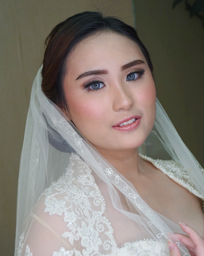 Ms. Eileen (Holy Matrimony) by MRS Makeup & Bridal - 003