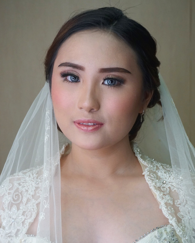 Ms. Eileen (Holy Matrimony) by MRS Makeup & Bridal - 002