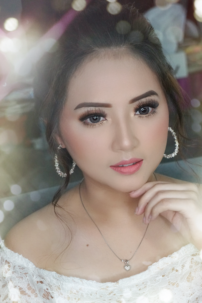 Ms. Debora by MRS Makeup & Bridal - 003