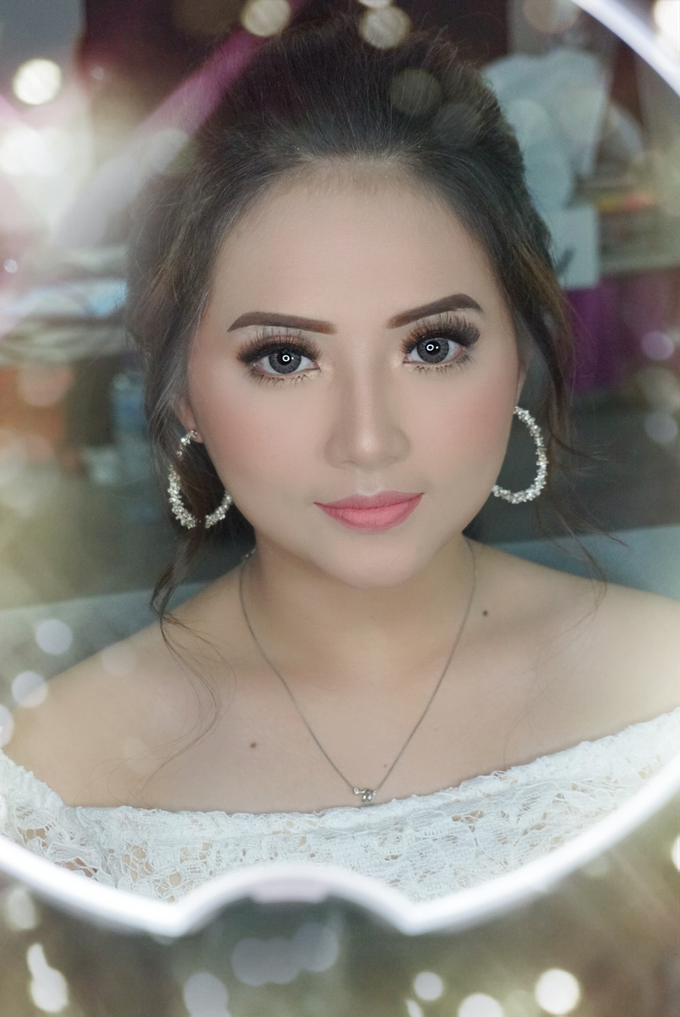 Ms. Debora by MRS Makeup & Bridal - 001