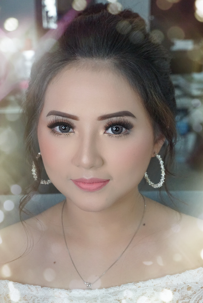 Ms. Debora by MRS Makeup & Bridal - 007