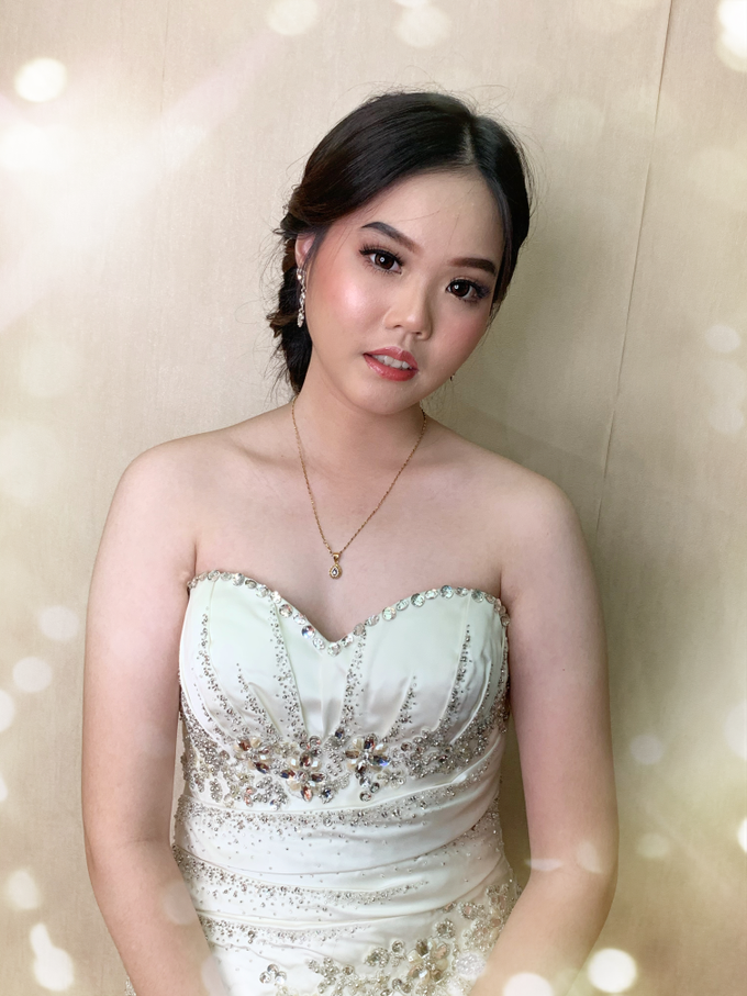 Ms. Cindy by MRS Makeup & Bridal - 005