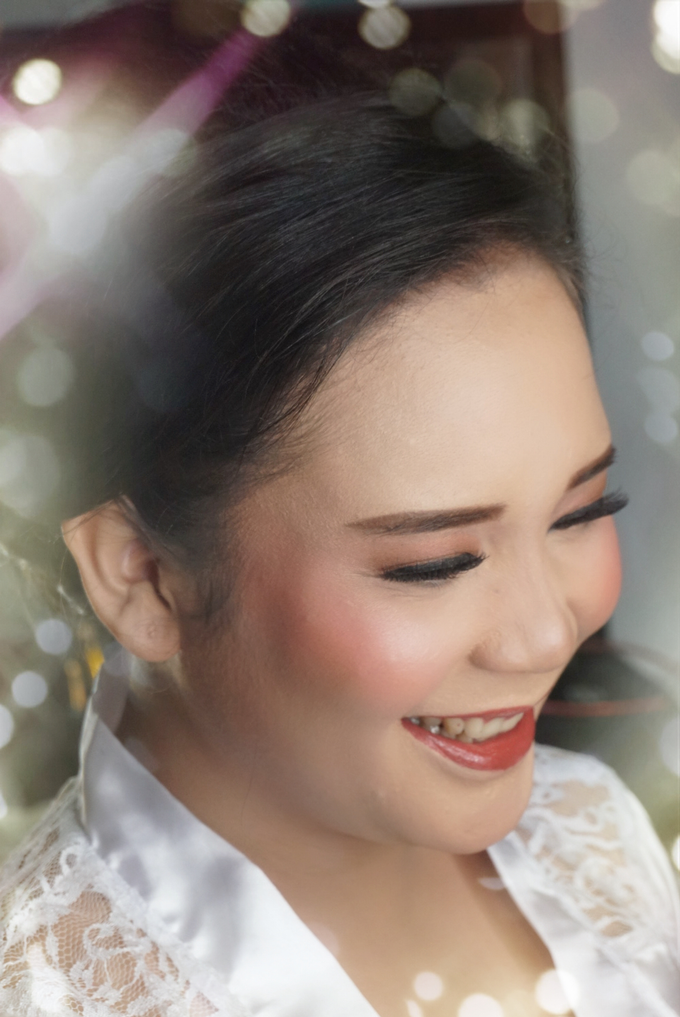 Ms. Patricia (Batak Holy Matrimony & Evening Look) by MRS Makeup & Bridal - 002