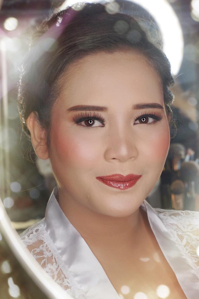 Ms. Patricia (Batak Holy Matrimony & Evening Look) by MRS Makeup & Bridal - 003