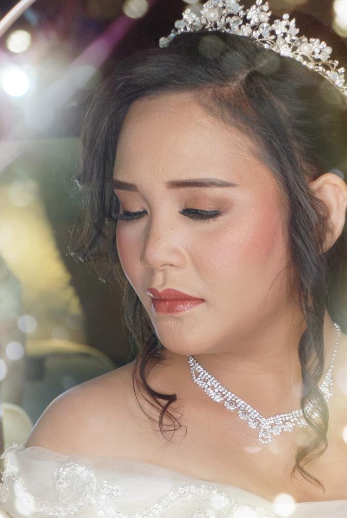 Ms. Patricia (Batak Holy Matrimony & Evening Look) by MRS Makeup & Bridal - 006