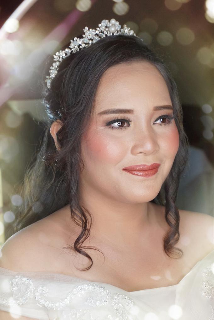 Ms. Patricia (Batak Holy Matrimony & Evening Look) by MRS Makeup & Bridal - 007