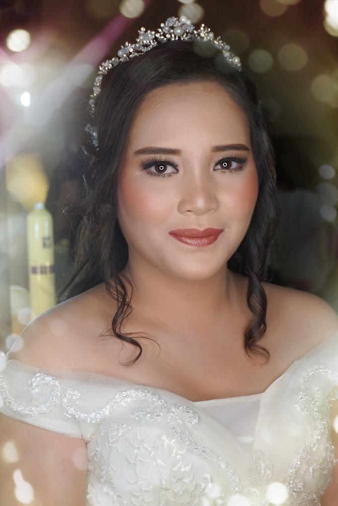 Ms. Patricia (Batak Holy Matrimony & Evening Look) by MRS Makeup & Bridal - 008