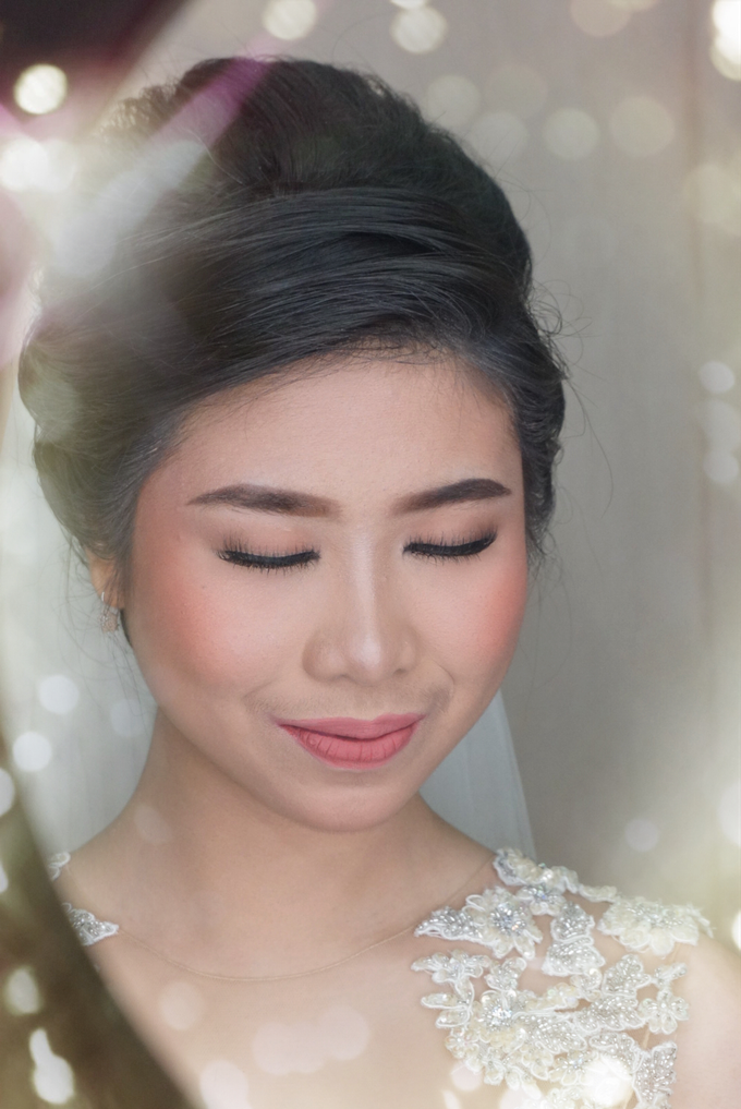 Ms. Sherly ❤️ by MRS Makeup & Bridal - 003
