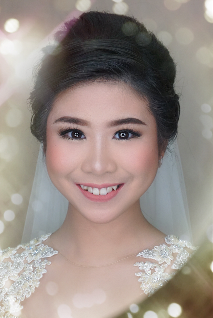 Ms. Sherly ❤️ by MRS Makeup & Bridal - 001