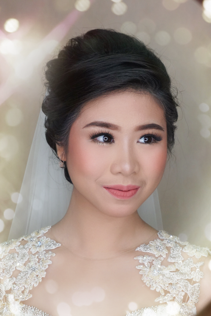 Ms. Sherly ❤️ by MRS Makeup & Bridal - 005