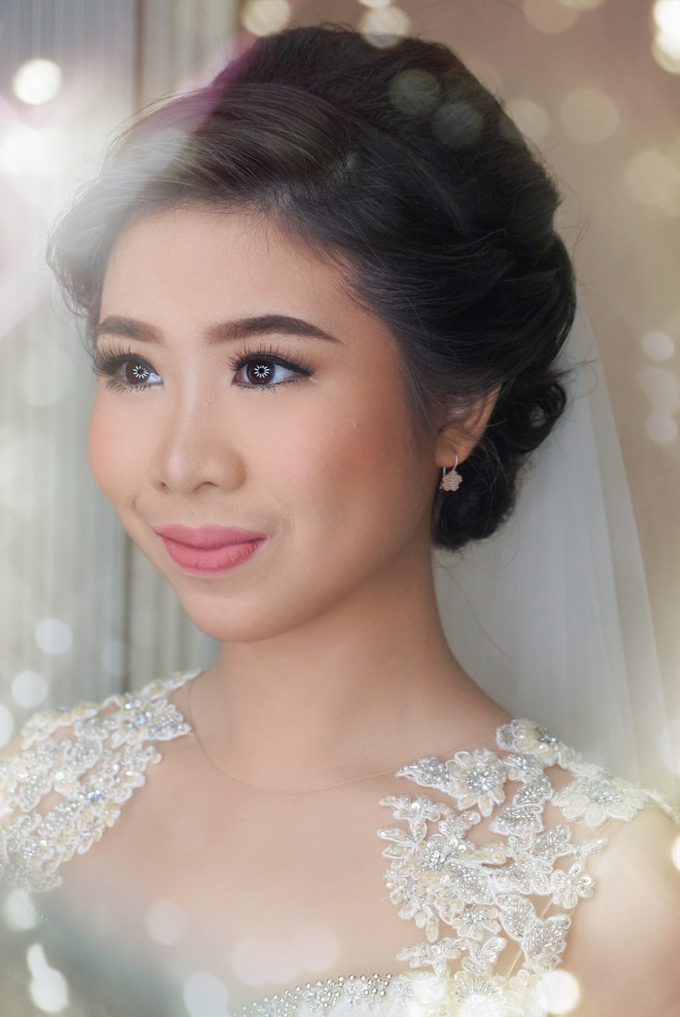 Ms. Sherly ❤️ by MRS Makeup & Bridal - 004