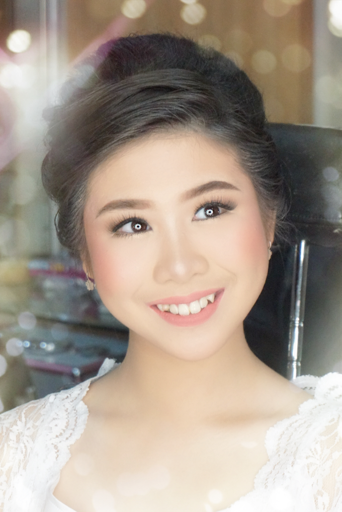 Ms. Sherly ❤️ by MRS Makeup & Bridal - 006