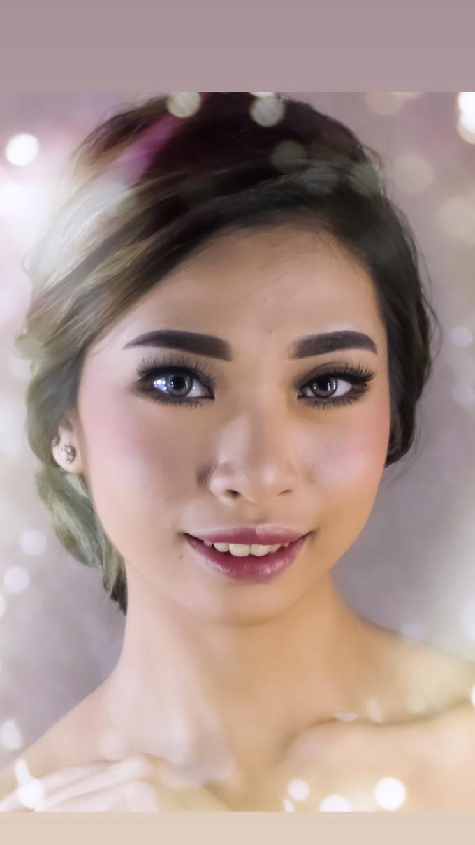 Ms. Jesslyn (Holy Matrimony) by MRS Makeup & Bridal - 004