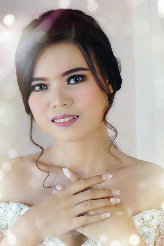 Ms. Novia by MRS Makeup & Bridal - 002