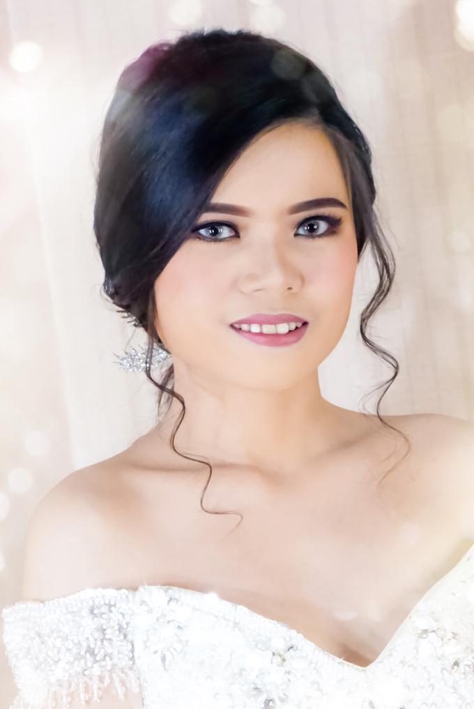 Ms. Novia by MRS Makeup & Bridal - 003