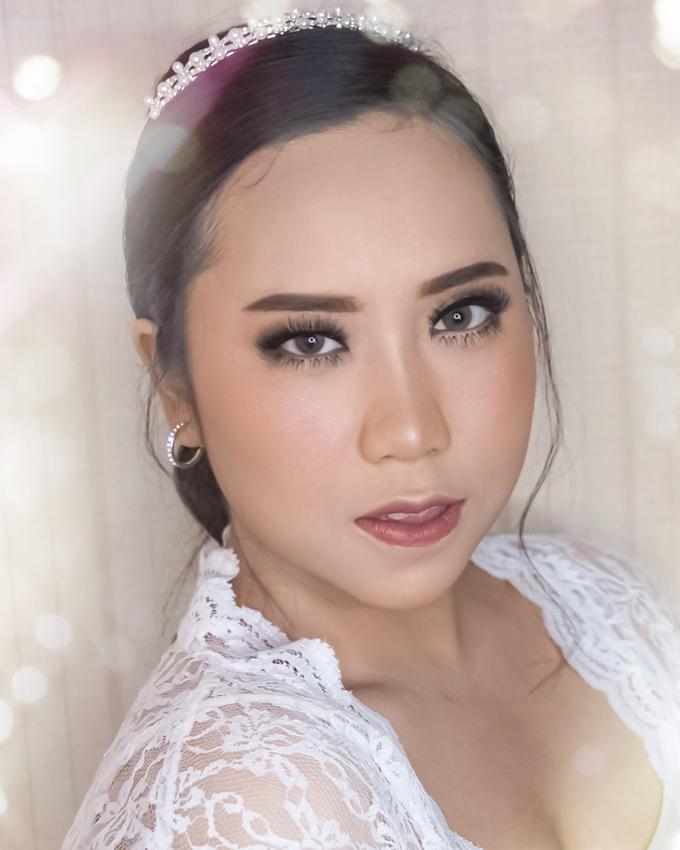 Ms. Vina by MRS Makeup & Bridal - 003
