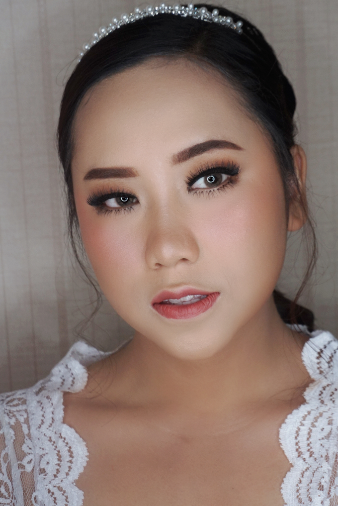Ms. Vina by MRS Makeup & Bridal - 004