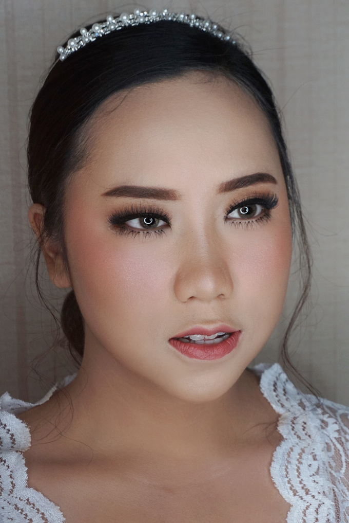 Ms. Vina by MRS Makeup & Bridal - 006