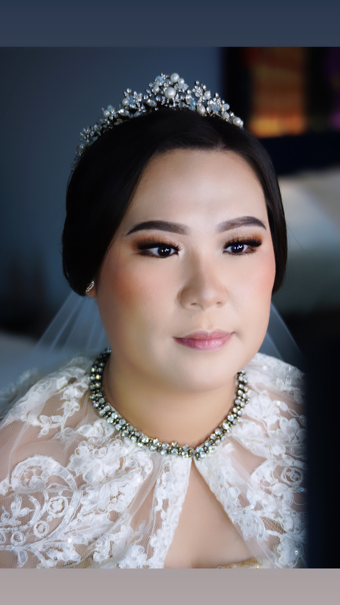Ms. Angelina by MRS Makeup & Bridal - 004