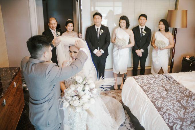 The Wedding of Winston & Inez by Hilda by Bridestory - 006