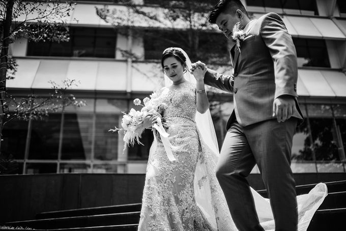 Mr W and Mrs I Wedding Day by Hummingbird Road - 027