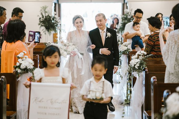 Mr W and Mrs I Wedding Day by Hummingbird Road - 028