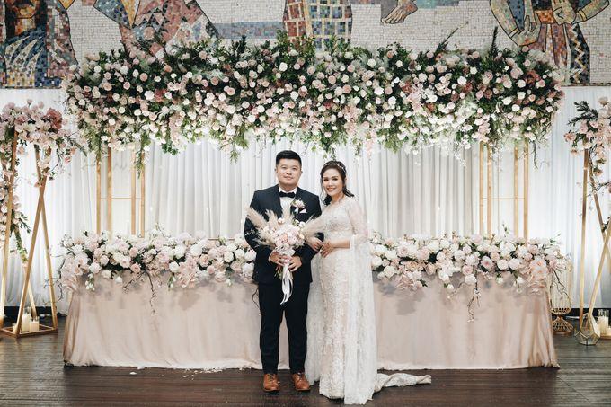 The Wedding of Winston & Inez by Hilda by Bridestory - 011