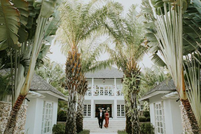 Michelle & Ridwan Wedding by Chroma Wedding - 002