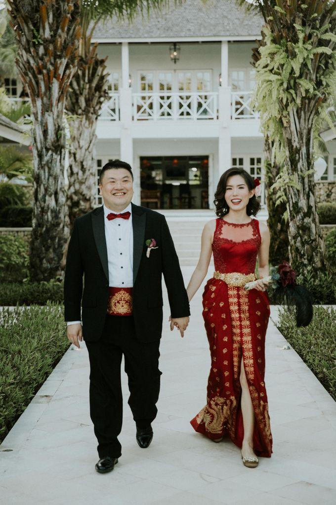 Michelle & Ridwan Wedding by Chroma Wedding - 003