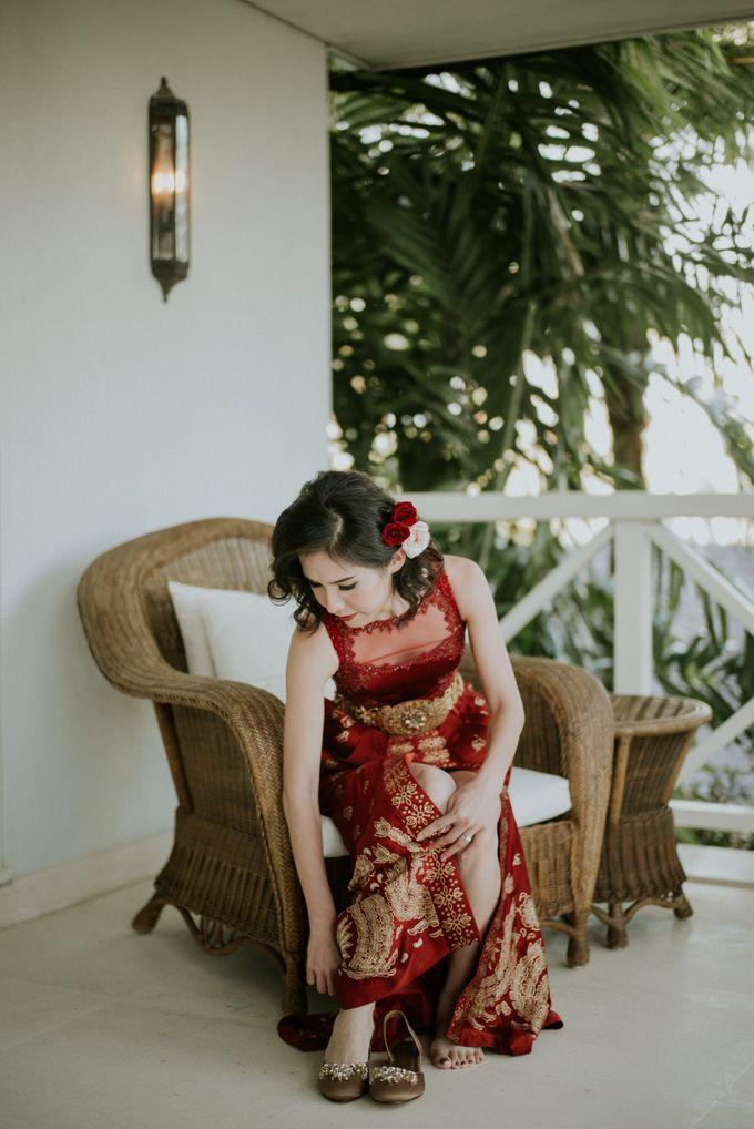 Michelle & Ridwan Wedding by Chroma Wedding - 008