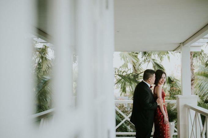 Michelle & Ridwan Wedding by Chroma Wedding - 015