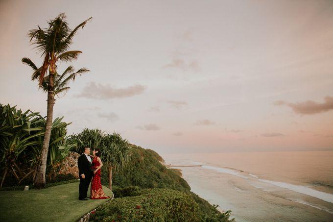 Michelle & Ridwan Wedding by Chroma Wedding - 004