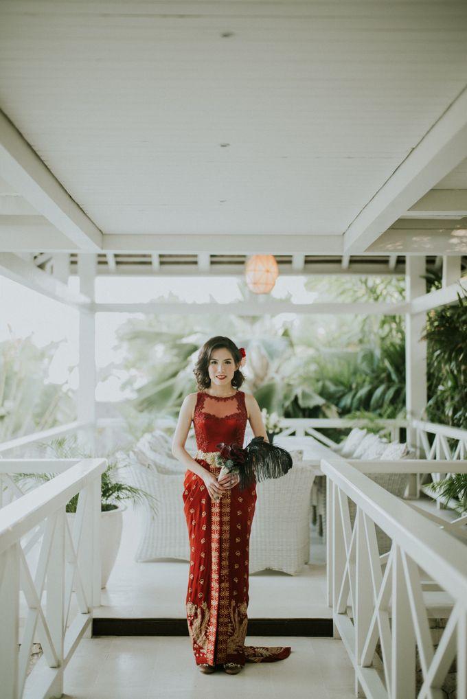 Michelle & Ridwan Wedding by Chroma Wedding - 005