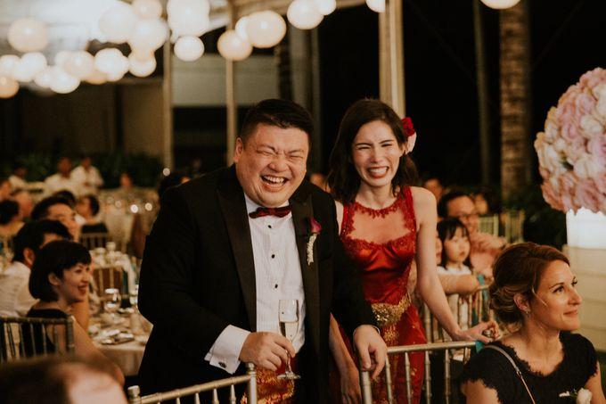 Michelle & Ridwan Wedding by Chroma Wedding - 006