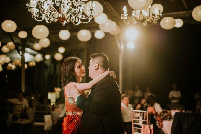 Michelle & Ridwan Wedding by Chroma Wedding - 007